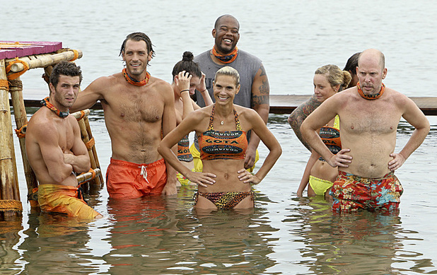 "Survivor: Caramoan - Fans vs Favourites (""Kill or be Killed"") The Bikal Tribe"