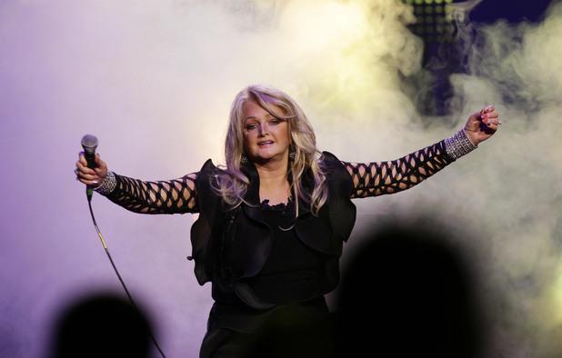 Bonnie Tyler in concert