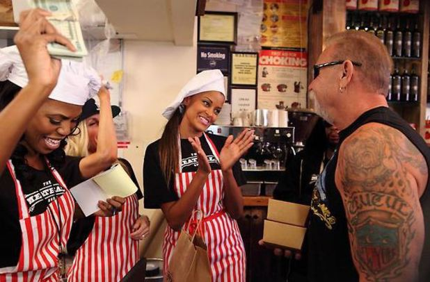 The Celebrity Apprentice S13E01: 'The Wolf in Charge of the Hen House'
