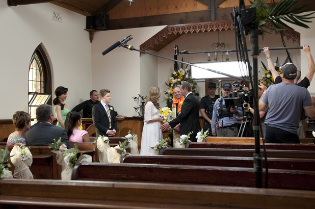 Neighbours: Sonya and Toadie's Wedding BTS