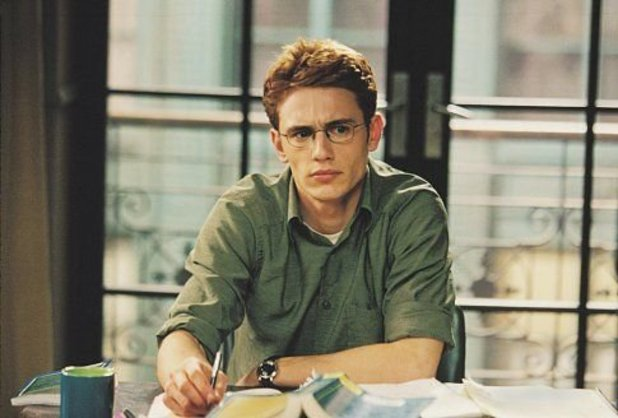 James Franco in 'Spider-Man'