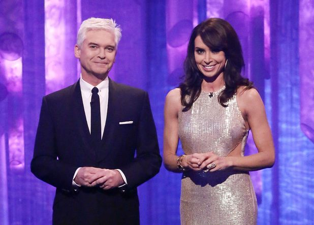 Philip Schofield and Christine Bleakley.