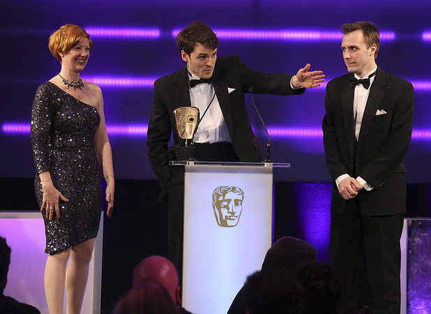 'Journey' picks up the BAFTA for Game Design