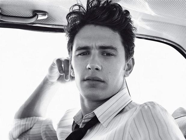 James Franco as James Dean