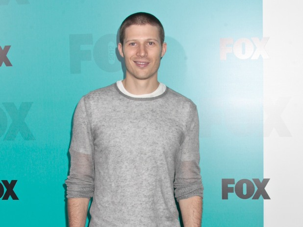Zach Gilford, Fox 2012 Upfronts presentation