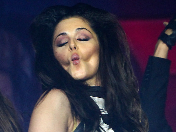 Cheryl Cole, Ten tour, Manchester