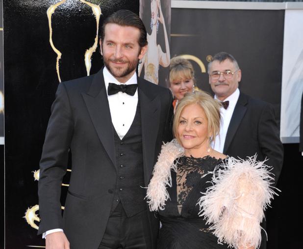 Bradley Cooper, Gloria Cooper, Bradley Cooper mum