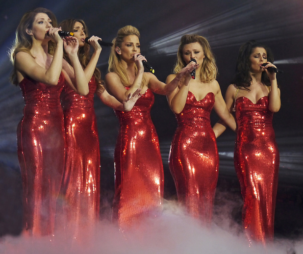 Girls Aloud final London O2 tour night & after party