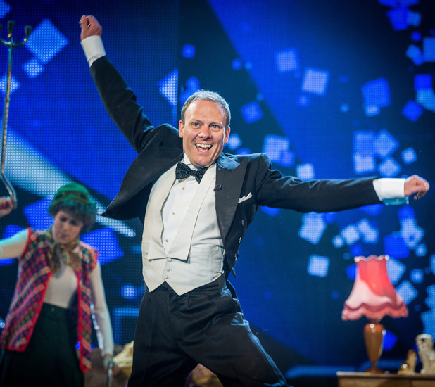 Antony Cotton on Let's Dance For Comic Relief