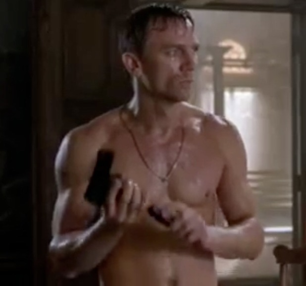 Daniel Craig in Tomb Raider
