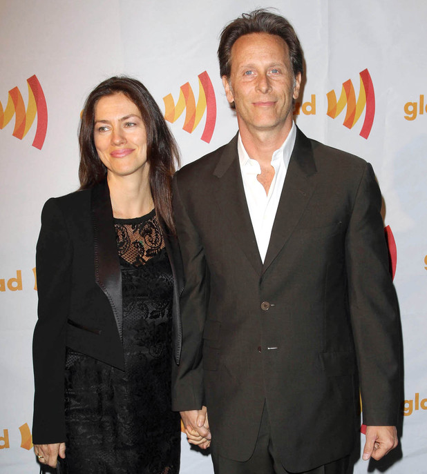 Steven Weber with wife Juliette Hohnen GLAAD Celebrates 25 Years of LGBT Images in the media held at The Harmony Gold Theatre West Hollywood, California - 03.12.10 Mandatory Credit: FayesVision/WENN.com