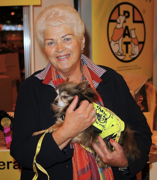 Pam St Clement 