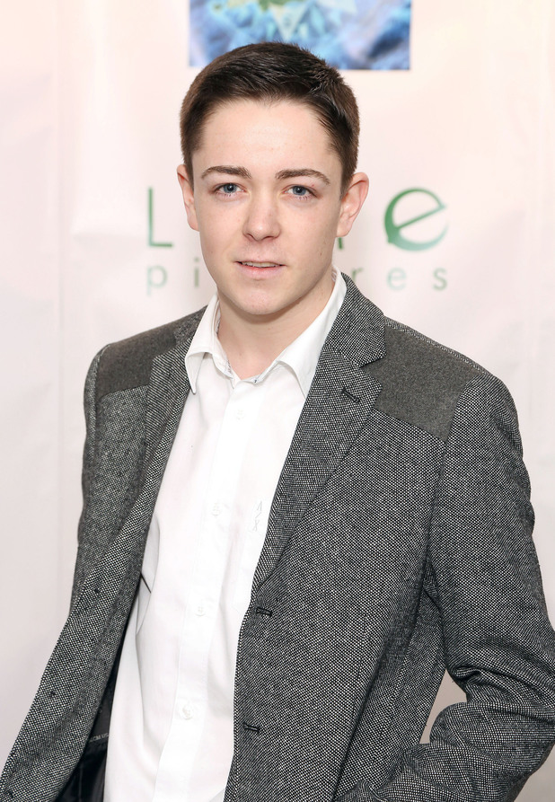 Keith Rice, Hollyoaks