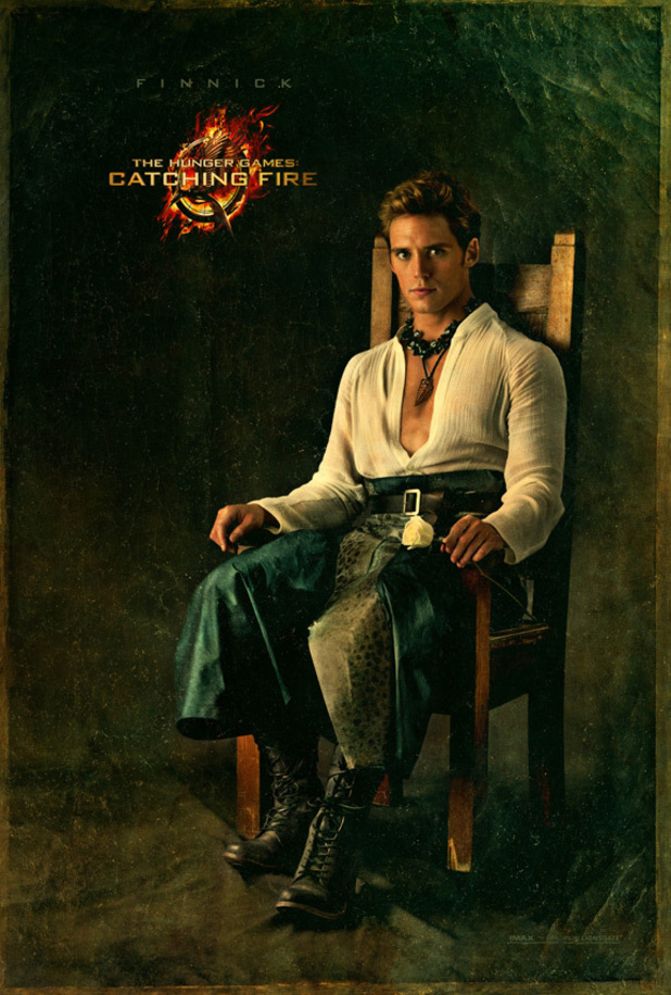 The Hunger Games Catching Fire Character Posters
