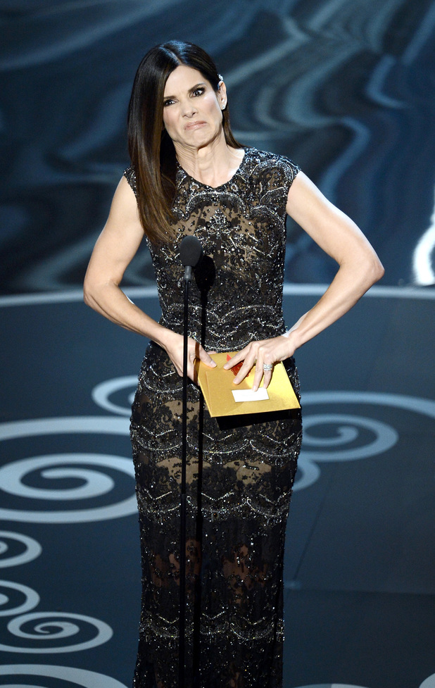 Sandra Bullock, Oscars 2013