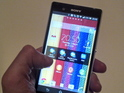 Sony finally delivers the smartphone goods with the large yet stylish Xperia Z.