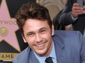 "James Franco explains that he ""doesn't want to brag"" about the encounter."