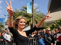 Heidi Klum also offers advice to acts auditioning for America's Got Talent.