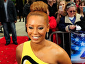 "Audience members in New York City disagree with Mel B over an ""offensive"" joke."