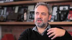 Sam Mendes talks 'Charlie and the Chocolate Factory'