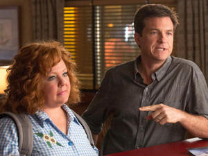 Jason Bateman and Melissa McCarthy star in new US comedy 'Identity Thief'.