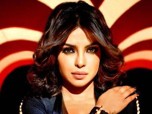 Priyanka Chopra twitpic for Shootout at Wadala