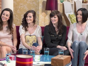 B*Witched - Lindsay Armaou, Keavy Lynch, Sinead O'Carroll, Edele Lynch on This Morning