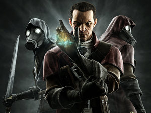 First images from the Dishonored: The Knife of Dunwall DLC