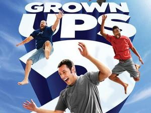 &#39;Grown Ups 2&#39; poster