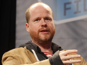 &#39;The Cabin In The Woods&#39; writer Joss Whedon gives a keynote speech at the SXSW Film Festival and Conference in Austin, Texas on Saturday, March 10, 2012.