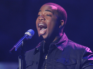 'American Idol' Top 10 performances - Burnell Taylor