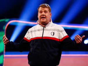 James Corden reprising his role as Gavin and Stacey' character Smithy