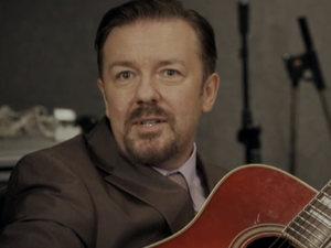 Ricky Gervais as The Office&#39;s &#39;David Brent&#39;
