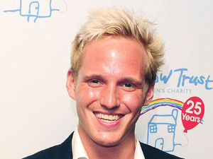 Jamie Laing photographed in May 2012