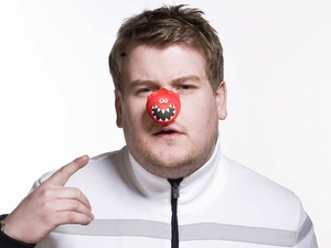 Smithy is back for Comic Relief