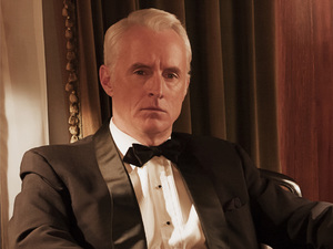 Mad Men Season 6: Roger Sterling (John Slattery) and Don Draper (Jon Hamm)