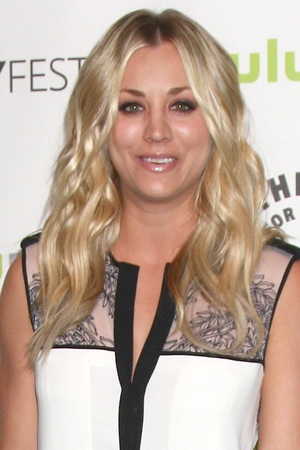 Kaley Cuoco, Big Bang Theory, PaleyFest 2013