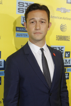 "Joseph Gordon-Levitt arrives at a screening of ""Don Jon's Addiction at the SXSW Film Festival, on Monday, March 11, 2013 in Austin, Texas."
