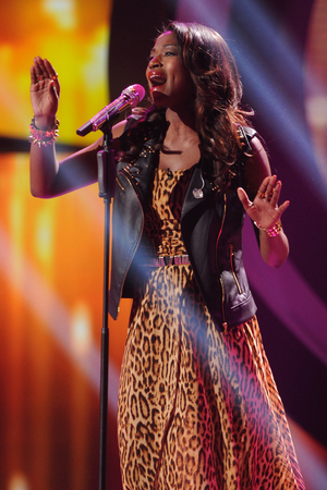 'American Idol' Top 10 performances - Amber Holcomb