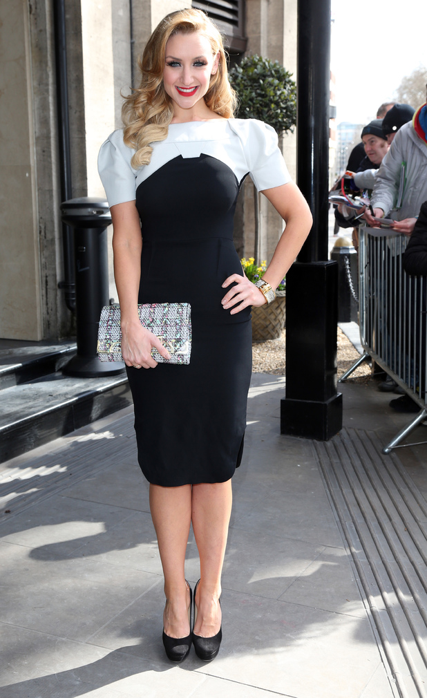 Catherine Tyldesley, TRIC 2013 Awards