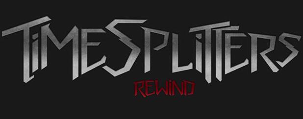 'Timesplitters Rewind' logo