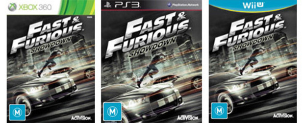 'Fast & Furious: Showdown' leaked pack shots