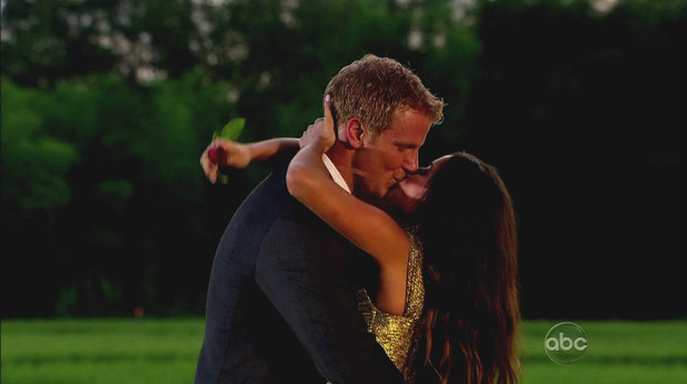 Sean proposes to Catherine on 'The Bachelor'