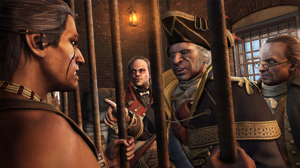 'Assassin's Creed 3: The Tyranny of King Washington' Episode 2 screenshot