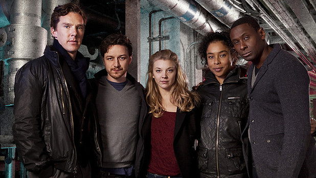 Benedict Cumberbatch, James McAvoy, Natalie Dormer, Sophie Okonedo and David Harewood in Neil Gaiman&#39;s BBC Radio 4 &#39;Neverwhere&#39;