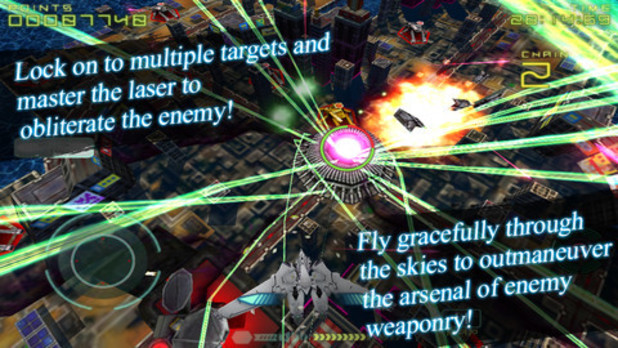 'Liberation Maiden' screenshot