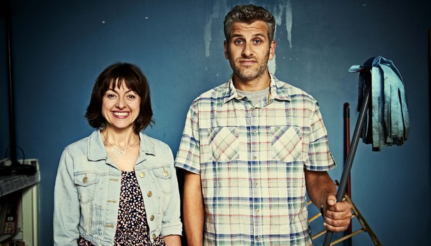 Jo Hartley & Terry Mynott in 'The Mimic'