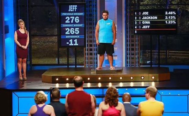 The Biggest loser S14E11: 'Down to The Wire'