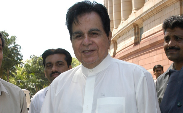 Veteran Bollywood actor Dilip Kumar