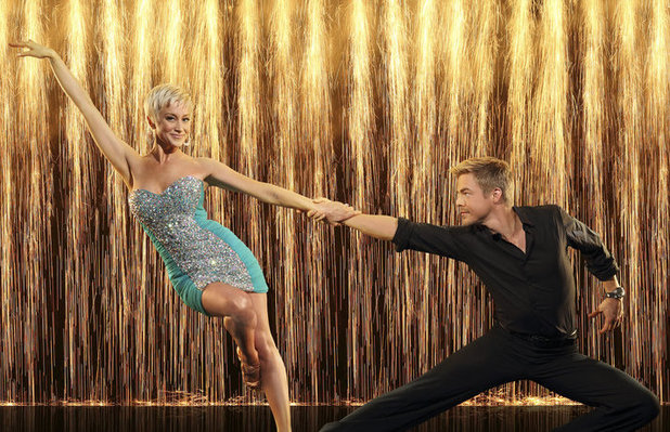 Dancing with the Stars: season 16 - Kellie Pickler and Derek Hough